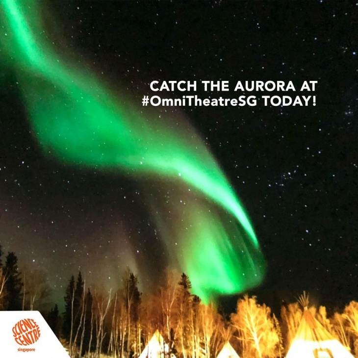 Aurora: Lights Of Wonder