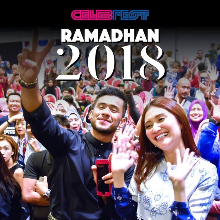 CelebFest 2018: Ramadhan Edition
