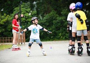 Inline Skating Fun with Ernskates Skating Academy