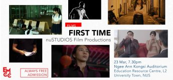 First Time by nuSTUDIOS Film Productions