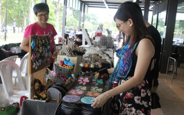 Weekends in the Park: Lifestyle Market & Workshops