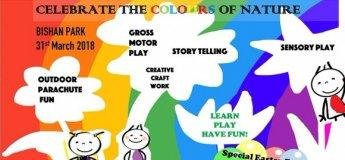 Jollidates - Colours of Nature