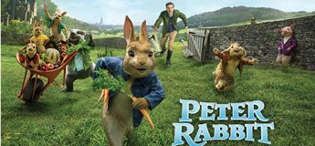 Peter Rabbit at Shaw Theatres Lido