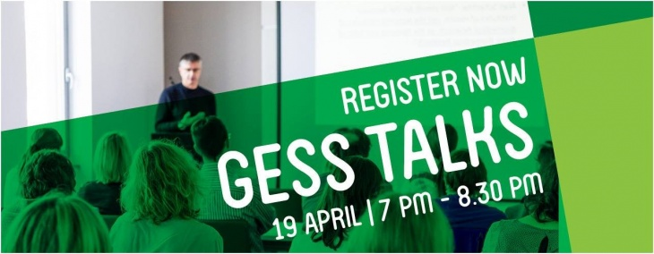 GESS Talk: Proactive and Mindful Parenting (Free Event)