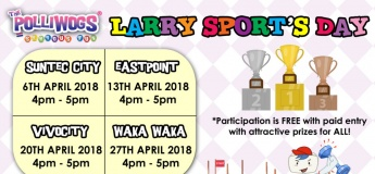 Larry's Sport Day at Waka Waka by The Polliwogs