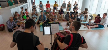 World Accordion Day Concert @ Play with Mozart