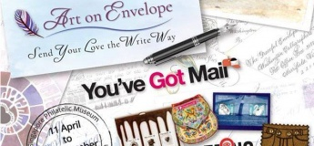 You've Got Mail - Art on Envelope: Send Your Love The Write Way