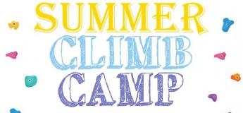 Kinetics Summer Climb Camp