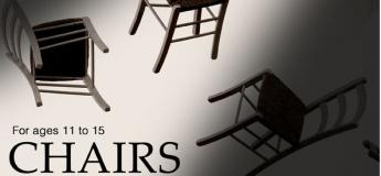 Chairs by Scott Mullen