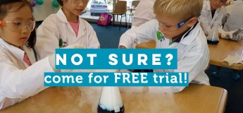 Free Trial for Science Summer 2018 Camp @ East