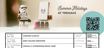 Summer Holidays at Trehaus