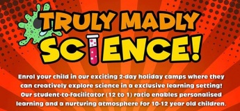 Truly Madly Science Camps