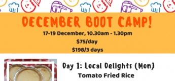 Foodie Boot Camp@The Little Things