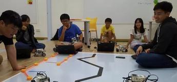 LEGO® Mindstorms EV3 Holiday