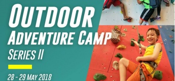 Outdoor Adventure Camp Series II