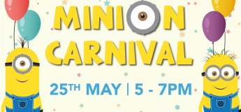 Minion Party Carnival @ Cairnhill