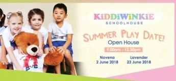 Summer Play Date at Kiddiwimkie Schoolhouse@Lavender