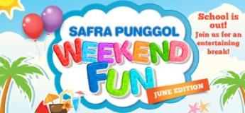 June School Holiday Programmes@SAFRA Punggol
