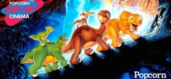 Popcorn Pop Up Cinema For Kids: The Land Before Time