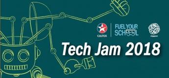 Caltex Fuel Your School Tech Jam 2018