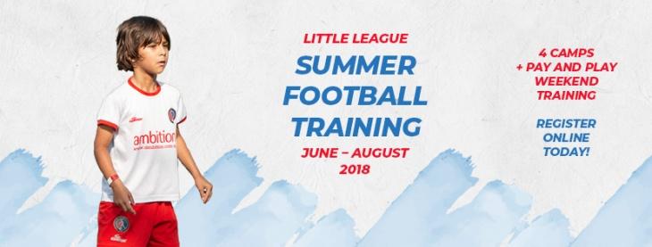 Summer Football Training