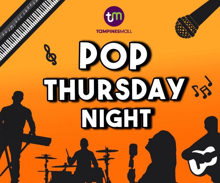 Pop Thursday Night - Live Music Performance