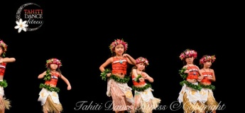 Polynesian Dance for Kids @ Tahiti Dance Fitness