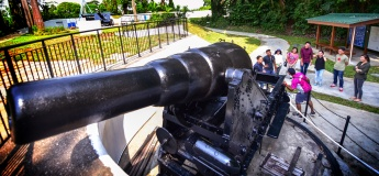 Free Day Tours at Fort Siloso