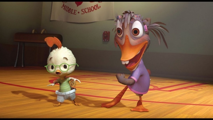 "Movie Screening: ""Chicken Little"""