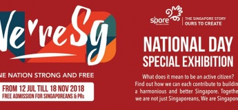 """""""We're SG"""" National Day Special Exhibition"""