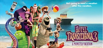 Hotel Transylvania 3: A Monster Vacation at Shaw Theatres Lido