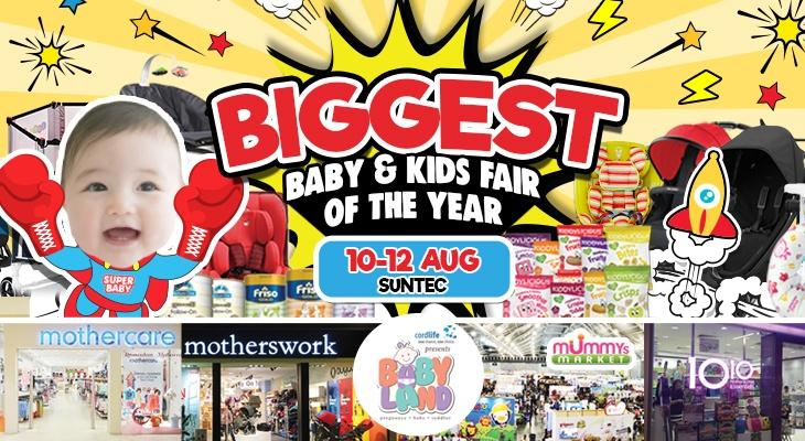Baby Land – Biggest Baby & Kids Fair