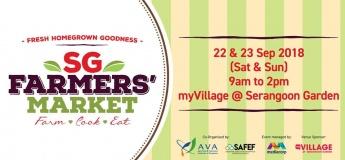 SG Farmers' Markets