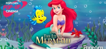Popcorn Pop Up Cinema For Kids: The Little Mermaid @ Hollandse Club Singapore