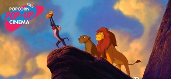 Popcorn Pop Up Cinema For Kids: The Lion King @ Hollandse Club Singapore