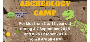 Autumn Archaeology Science Camp