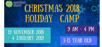 Christmas 2018 Science Camp