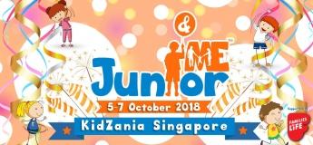 Junior & Me Race