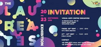 Laureates Exhibition - Discover The Next Great Artists Under 20