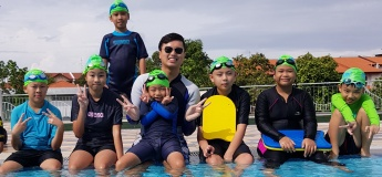 Holiday Swimming Lessons For Kids