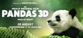 Pandas [IMAX 3D] at Shaw Theatres Lido