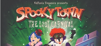 SpookyTown: The Lost Carnival