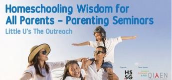 Homeschooling Wisdom for All Parents: Seminar Talks