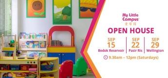 Open House Workshop @ Pasir Ris