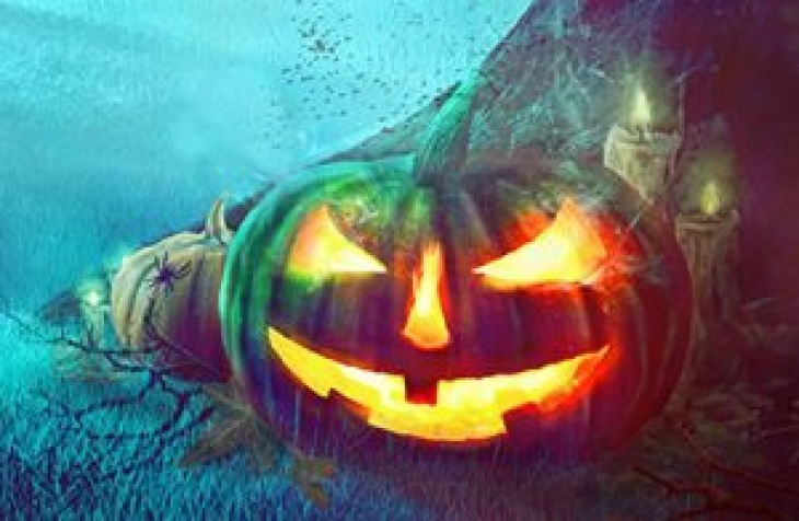 halloween thrills at sentosa cove