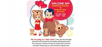 MindChamps Preschool@Concorde Hotel - We are Going on a Bear Hunt