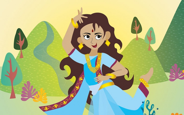 Ganga – The Heavenly Princess