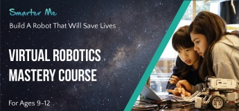 12 Week Robotics Mastery Course (Online)