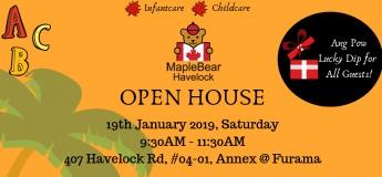 MapleBear Havelock Open House