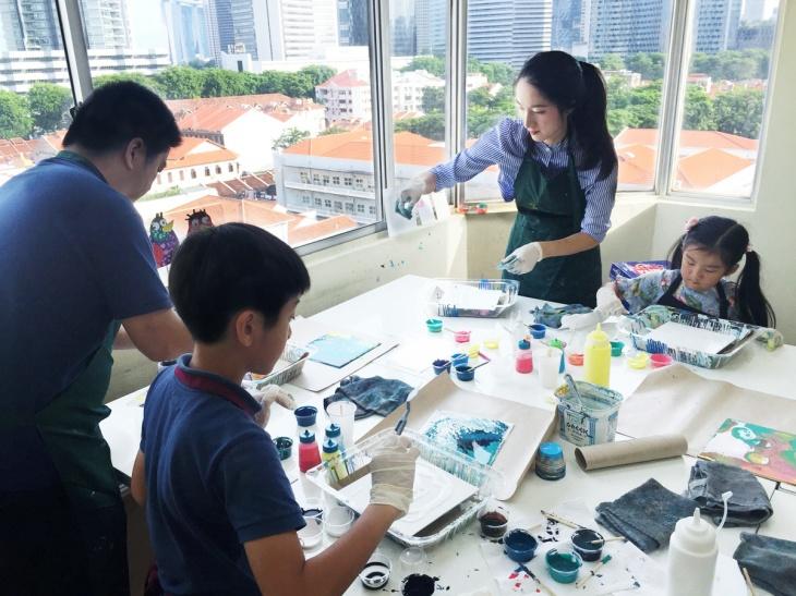 Fun with Colours! Parent-Child Workshop
